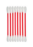 Cotton swabs for hygiene Royalty Free Stock Images