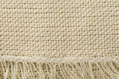 Cotton textile background Royalty Free Stock Photography