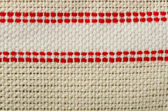 Cotton textile background Royalty Free Stock Images