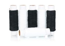 Cotton thread Royalty Free Stock Photography