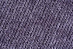 Cotton velvet fabric close-up Stock Image