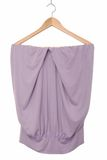 Cotton violet bandeau Stock Photography