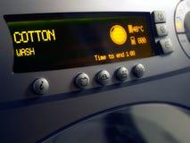 Cotton wash Stock Images