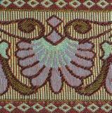 Cotton Weaving stock photo