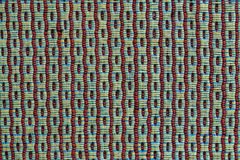 Cotton Weaving Royalty Free Stock Photography