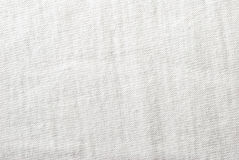 Cotton white fabric texture