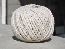 Cotton wire Royalty Free Stock Photography