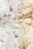 Cotton wool background Stock Images