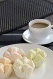 Cotton Wool Cake Royalty Free Stock Image