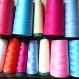 Cotton yarn Stock Image