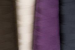 Cotton yarns Stock Photos