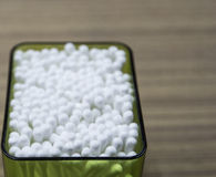Cottonbud Royalty Free Stock Photography