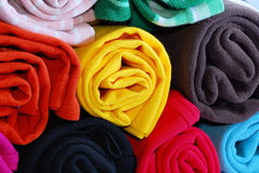 cottons 02 sukiennej serii Obrazy Royalty Free