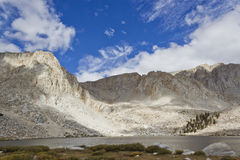 Cottonwood Lake Number Five Royalty Free Stock Images