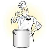 Cottura illustrazione di stock