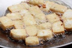 Cottura. alimento asiatico Fotografia Stock