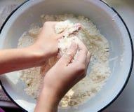 Cottura casalinga, Immagine Stock