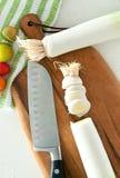 Cottura dei vegatables Immagine Stock Libera da Diritti