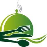 Cottura del logo Fotografia Stock Libera da Diritti