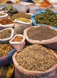Cottura delle spezie Immagini Stock