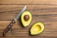 Cottura di avocado Fotografie Stock