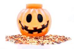 Cottura di Halloween Fotografia Stock