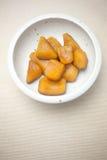 Cottura domestica giapponese, zucca stata latente Fotografie Stock