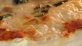 Cottura rotonda della pizza