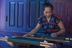 Cotu少数族裔在越南 免版税图库摄影