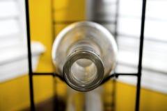 Cou de bouteille Photographie stock libre de droits