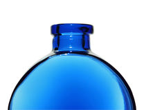 Cou de bouteille images libres de droits