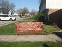 Couch lizenzfreies stockfoto