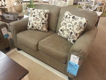 Couch at Furniture Store Royalty Free Stock Photography