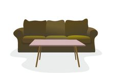 Couch Stock Image