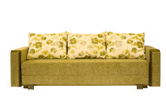Couch isolated Stock Photo