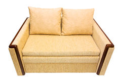 Couch isolated Royalty Free Stock Photography