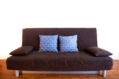 Couch isolated on white Royalty Free Stock Images