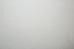 Couche blanche de peinture Photos stock