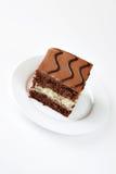 couche de gâteau Images stock