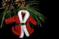 Couche de Noël photo libre de droits