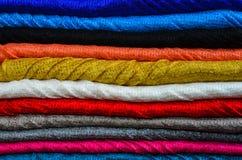 Couche de textile photographie stock libre de droits