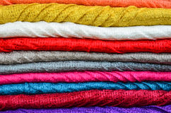 Couche de textile images libres de droits