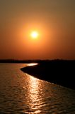 Coucher du soleil 3 photographie stock libre de droits