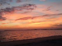 Coucher du soleil 2 Photo libre de droits