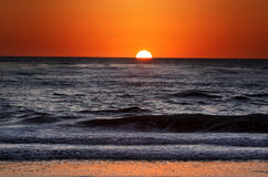 coucher du soleil photos stock