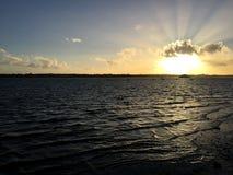 Coucher du soleil 1 Images stock