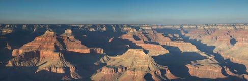 Coucher du soleil chez Hopi Point Images libres de droits
