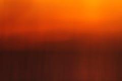 Coucher du soleil de sangria Images stock