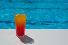 Coucher du soleil de tequila image stock