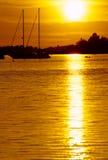 Coucher du soleil no.2 de fini Images stock